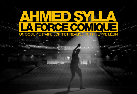 Ahmed Sylla La force comique